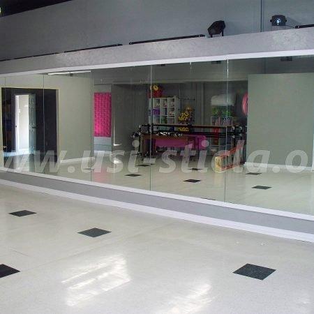Oglinda sala de dans imagine